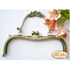 Bag Handle for Indie Bags - Antique Bronze