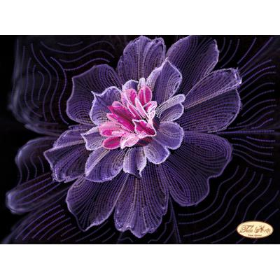 Bead Art Kit - Neon Flower (2)