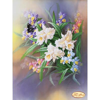 Bead Art Kit - Spring Bouquet