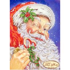 Bead Art Kit - Santa Claus