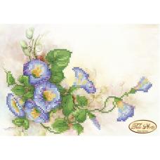 Bead Art Kit - Azure Flowers