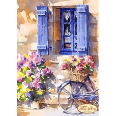 Bead Art Kit - Blossoming Street-2