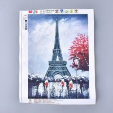 Rhinestone Art Kit - Eiffel Tower