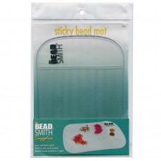 Large Clear Sticky Bead Mat