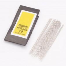 Size 10 Beading Needles - 25 Pack