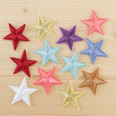 Embroidery Appliques - Stars
